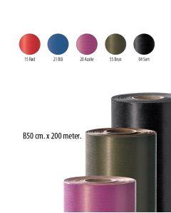 Gavepapir - Ensfarvet B50 - kraftpapir