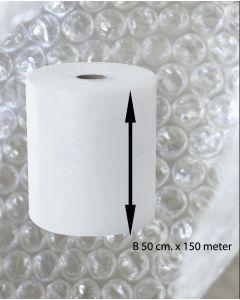 Bobleplast (B 50 cm x 150 m.)