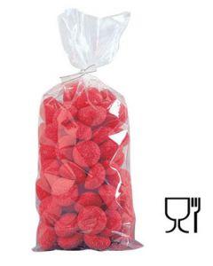 Plastpose t/ fødevarer - 600 stk.