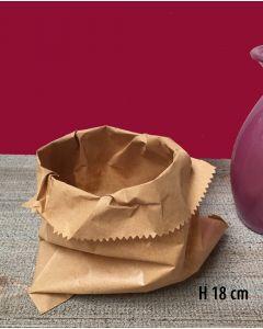 Frugtpose - H 18 cm. / 0,5 kg - 1.000 stk.