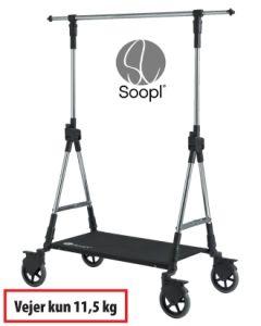 Rejsestativ - Soopl Fashion Trolley