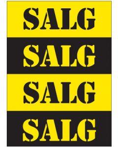 Plakat - Salg - 50 x 70 cm