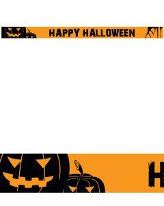 Vinduesstreamer m/ Halloween - 120 cm.