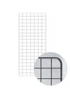 Gitter (80 x 200 cm.) - Sort hammerlak