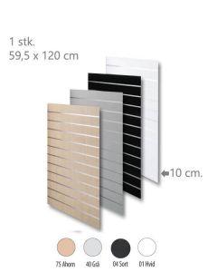 Rillepanel - Standard (59,5 x 120cm)