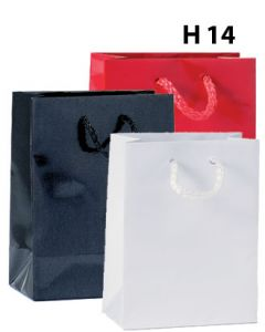 Papirsposer - High Gloss - H 14 cm. - 12 stk.