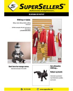 Brochure - Mannequins