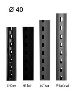 Søjle L226, Ø40 - Pipe-line