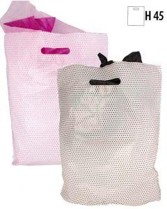 Plastikposer m/ prikker