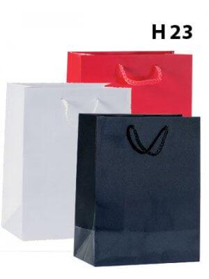 Papirsposer - High Gloss - H 23 cm. - 12 stk.