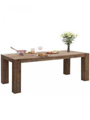 Mellem Mette spisebord i akacie