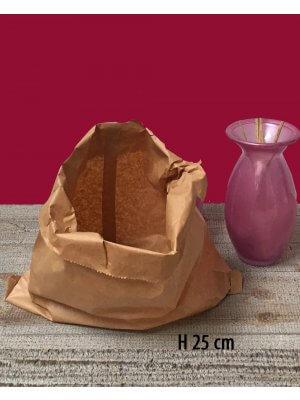 Frugtpose - H 25 cm. / 2 kg. - 1.000 stk.
