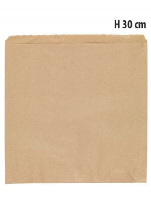 Frugtpose - H 30 cm. / 3 kg - 500 stk.