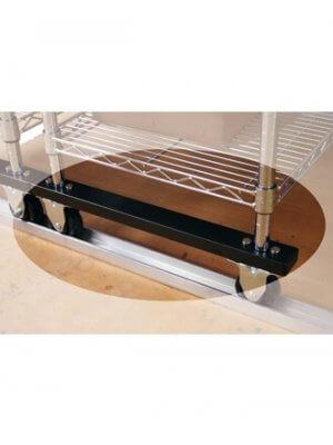 TUBO skinnesystem Bundstykke 36 cm