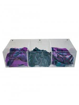 Akrylkasse t/ bord & panel