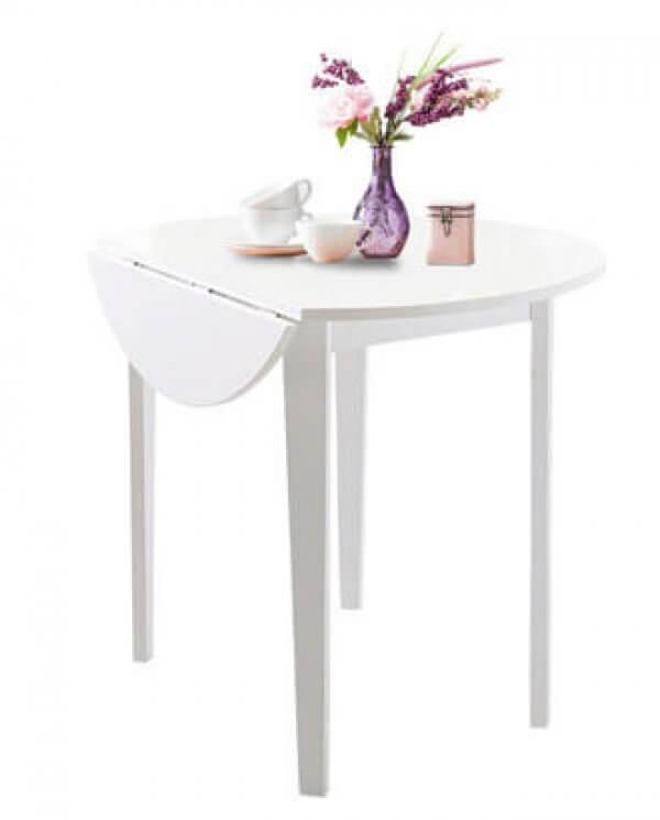 Forskellige Rundt bord m/ klap - Trend HQ07