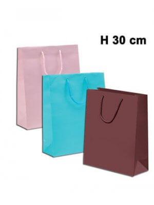 Lille mat papirpose