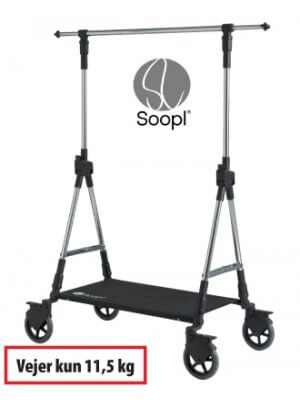 Soopl Fashion Trolley eller rejsestativ