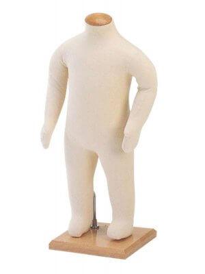 Leddelt mannequin, 6 MDR.