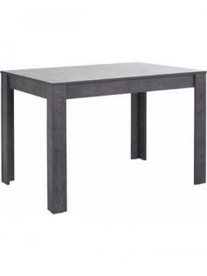 Stort Maria spisebord i beton look