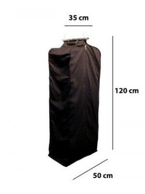 Kollektionspose m/ kuffertlukning - H 120