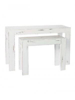 Oplægsborde ( 1 sæt af 2 stk. )- Heritage