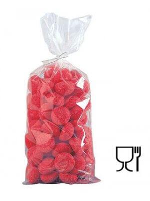 Medium plastpose til fødevarer - 600 stk.