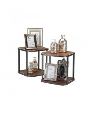 Display kuber - 2 stk. - Provence