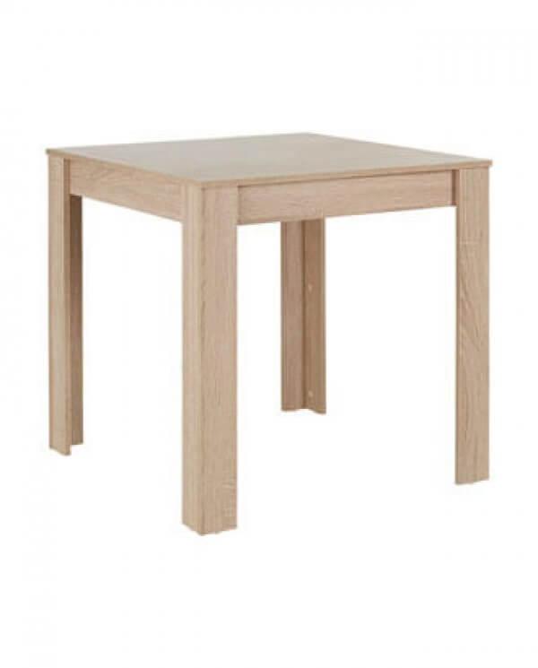 Eg Maria spisebord (B 80 cm.)
