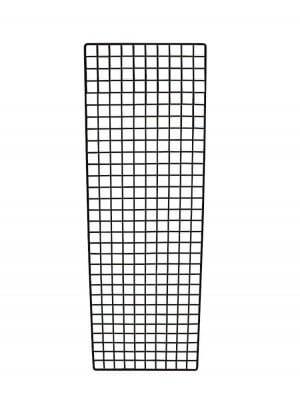 Dekorationsgitter - Sort - 1 stk.