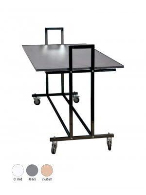 Sort salgsbord - L10 - mørkegrå