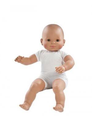 Baby mannequin med lys hud