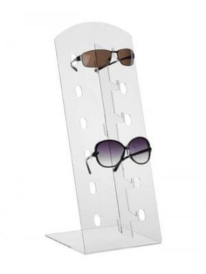 Brillestander til 6 par briller
