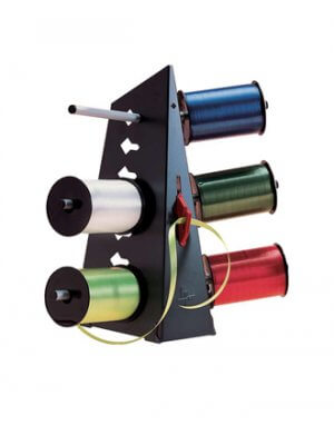 Gavebåndholder til 6 ruller gavebånd
