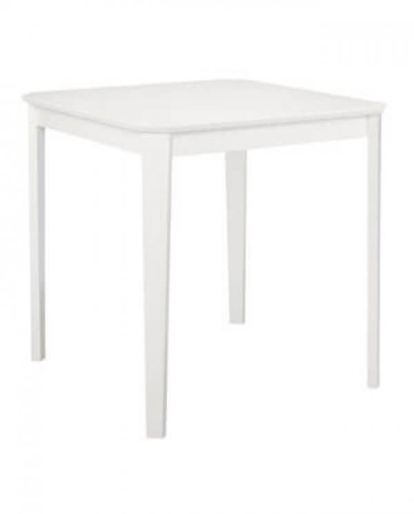 Lille hvidt Trend spisebord