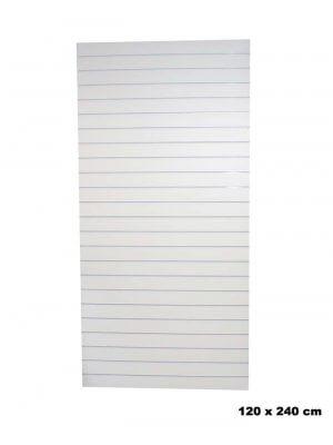 Hvid i hvid - hvide alulister