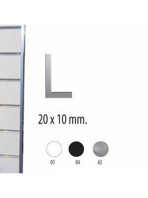 Sideliste - (20x10mm)
