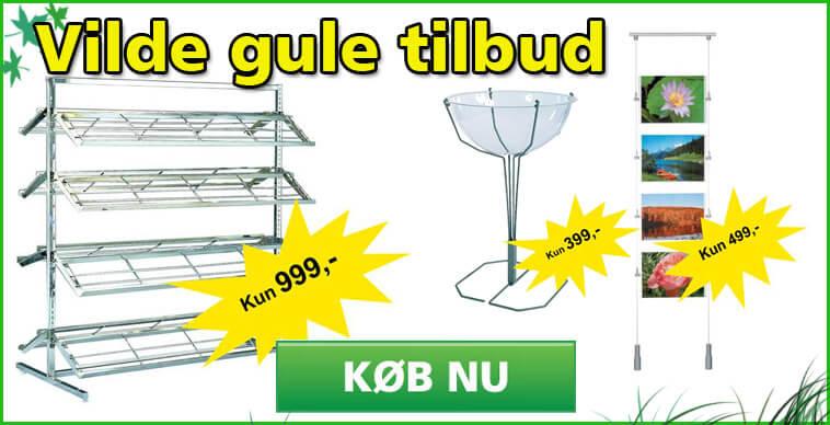 Vilde gule tilbud - DK