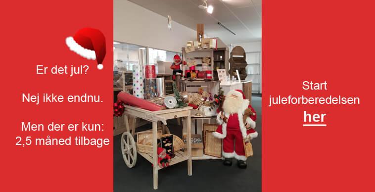 Juleindpakning
