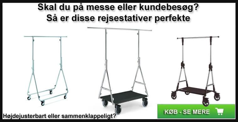 Rejsestativer DK