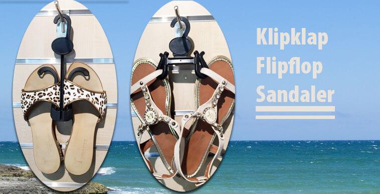 DK-sommer sandaler