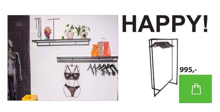 happy - stativ