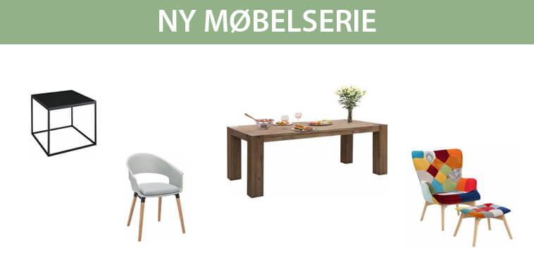 Møbler -2018