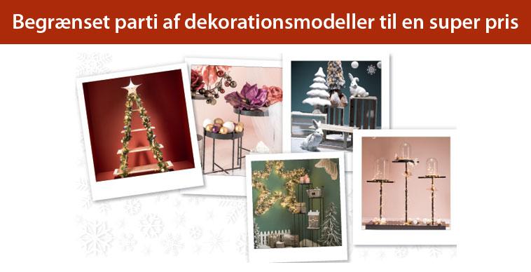 DK-Juledekoration