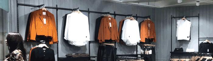 Framework butiksinventar