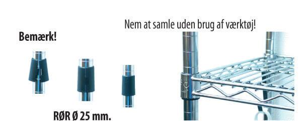 TUBO metalreol